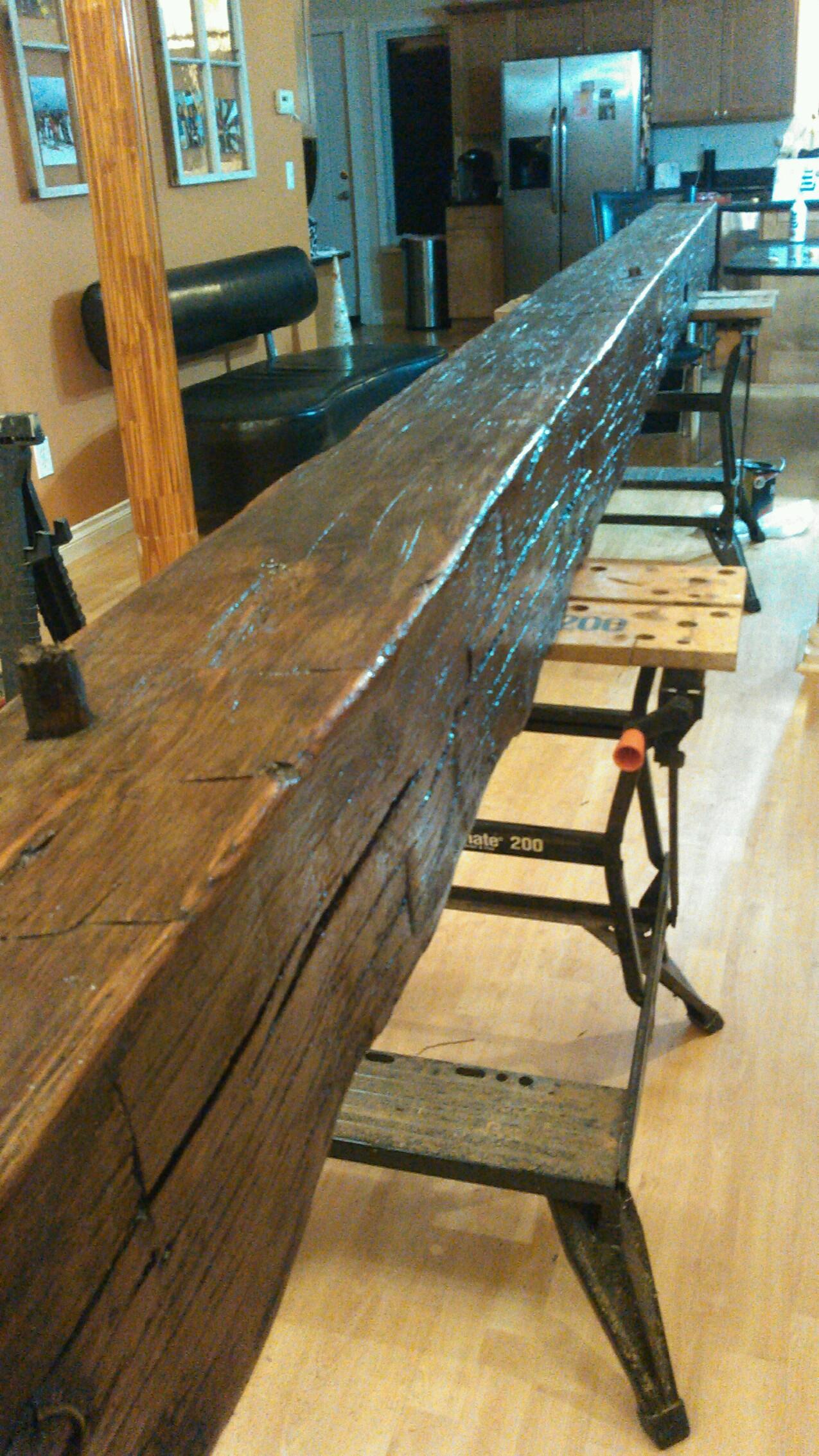 Rough sawn beams vintage barn beams for Wood beams