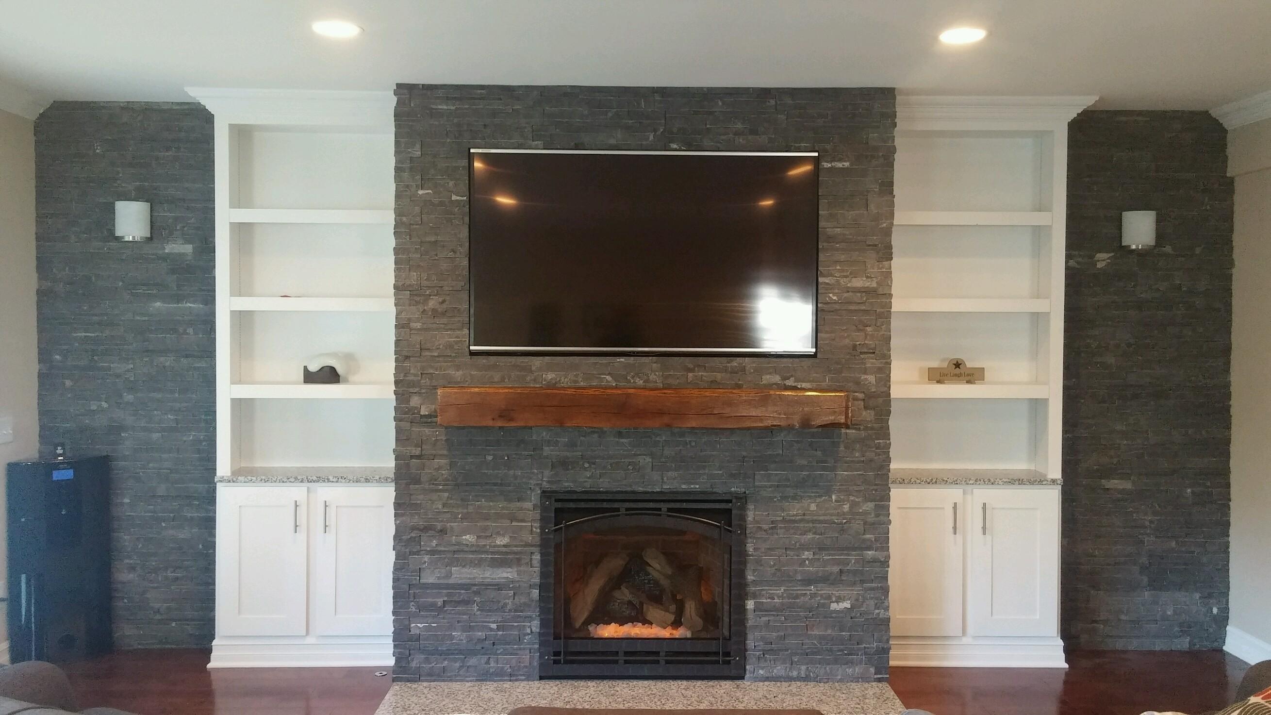 Wood Mantels Shw2680l Wood Mantels Medium Rustic Distressed Capshelf Mantel Wood Fireplace